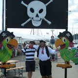 Fête annuelle des pirates de rive
