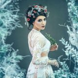 Madame hiver
