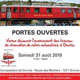 Portes ouvertes - Nyon-St.Cergue Rétro