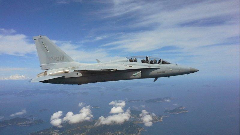 L'armée sud-coréenne affirme que les avions russes ont violé l'espace aérien à plusieurs reprises (illustration).