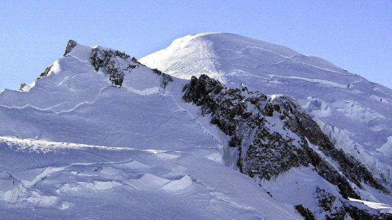 Mont-Blanc: les courses deviennent de plus en plus dangereuses à cause du réchauffement climatique