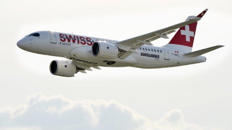 Un Airbus de Swiss a dû se poser en urgence jeudi à Paris. L'avion qui devait relier Genève à Londres a connu un problème technique sur un moteur. (illustration)