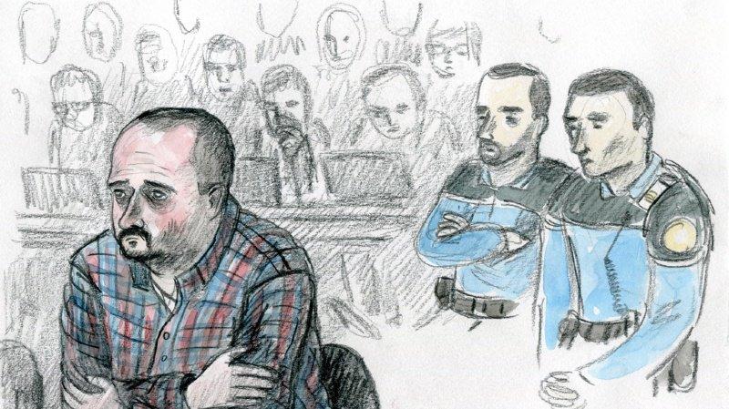 Claude D. a été condamné à la prison à perpétuité pour l'assassinat de la jeune Marie, 19 ans (archives).