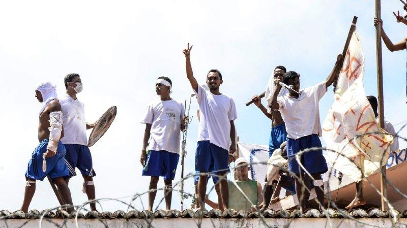 Avec près de 727'000 détenus recensés en 2016, le Brésil compte la troisième population pénitentiaire du monde. (illustration)