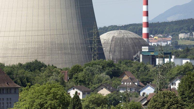 Vendredi dernier, un court-circuit s'est produit à la centrale nucléaire de Gösgen, dans le canton de Soleure. (Archives)