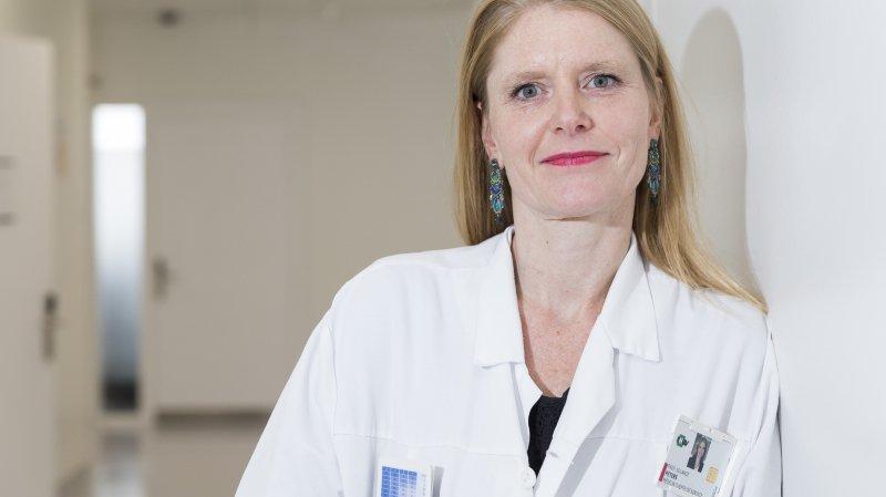 Cancer du poumon: une professeure du CHUV primée pour sa recherche