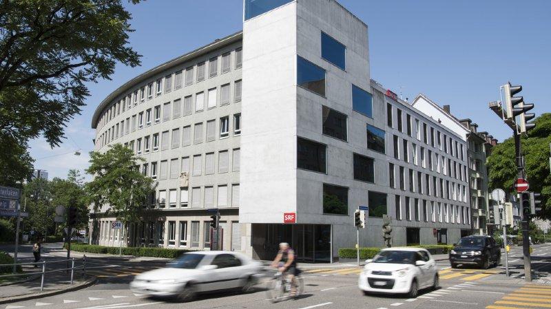 Berne: un homme se retranche dans le bâtiment de la radio et de la télévision suisse alémanique, quartier bouclé