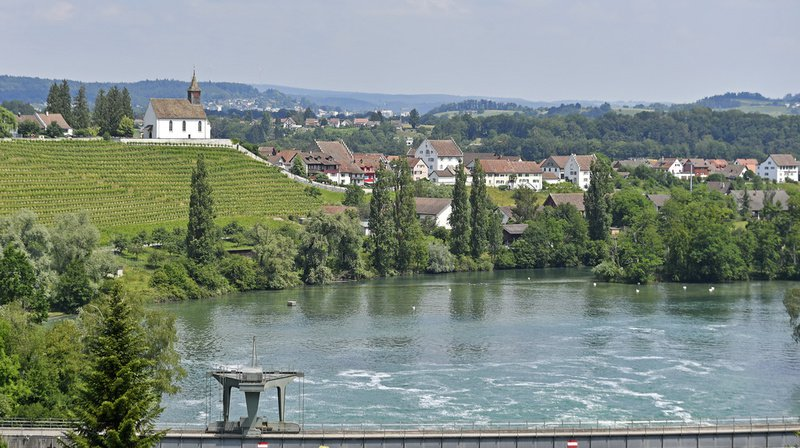 Zurich: un homme de 73 ans se noie dans le Rhin après avoir tenté de sauver son chien