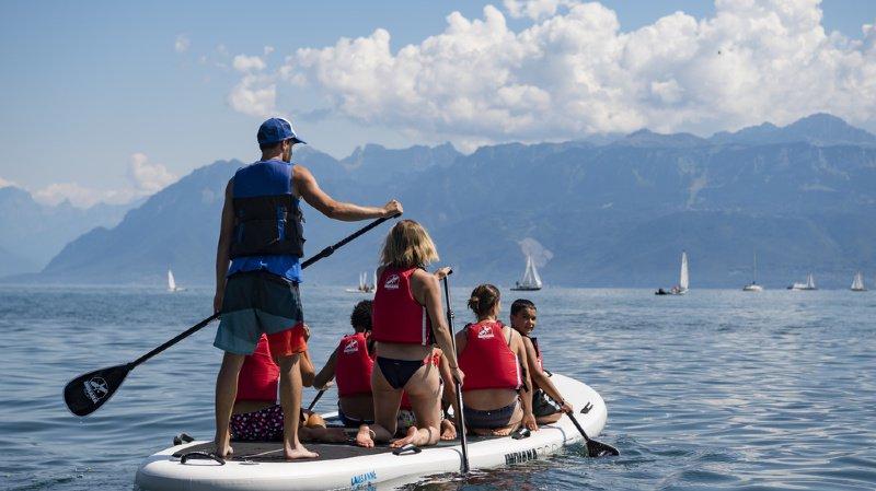Le paddle, en solo ou à plusieurs, est un loisir accessible. Mais il n'est pas sans danger.