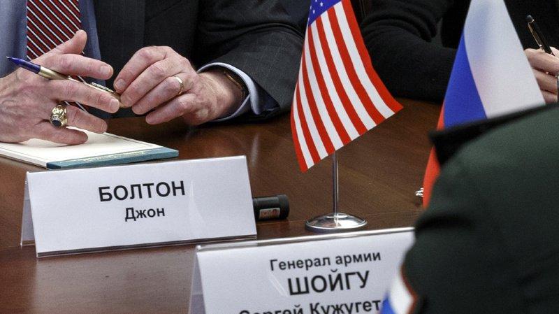"""La Russie a annoncé ce matin la fin du traité de désarmement nucléaire INF """"à l'initiative"""" des Etats-Unis."""