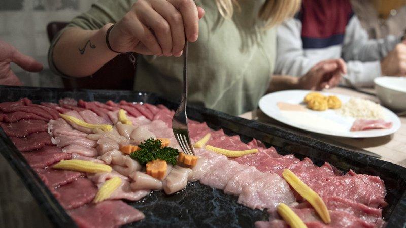Le Groupe intergouvernemental d'experts internationaux sur le climat (GIEC) incite à réduire la consommation de viande et les pertes et gâchis de nourriture. (illustration)