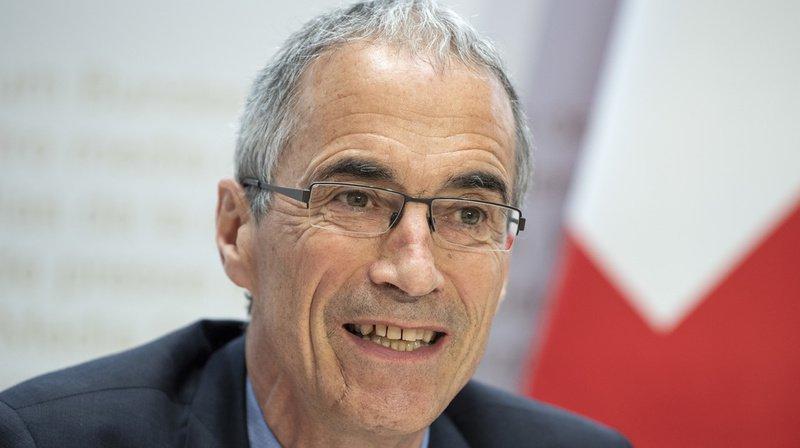 """""""Le problème vient des prétentions qui croissent toujours plus"""", a déclaré Serge Gaillard, directeur de l'administration fédérale des finances. (archives)"""