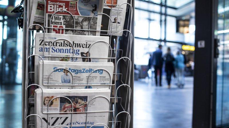 Revue de presse: fiscalité en Romandie, espionnage de l'Espagne et économies dans l'AI... les titres de ce dimanche