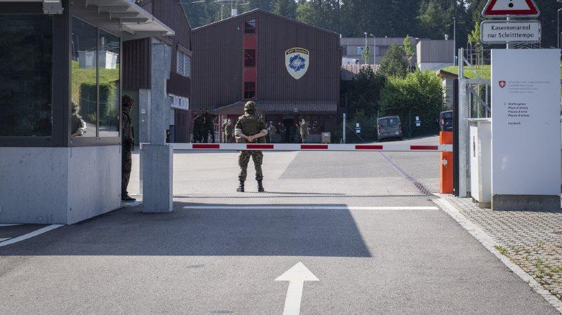 Militaires atteints de diarrhées: l'armée prend des mesures pour éviter d'autres cas