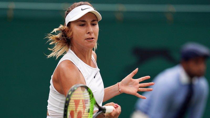 Tennis – Masters 1000 de Cincinnati: Bencic abandonne face à Azarenka