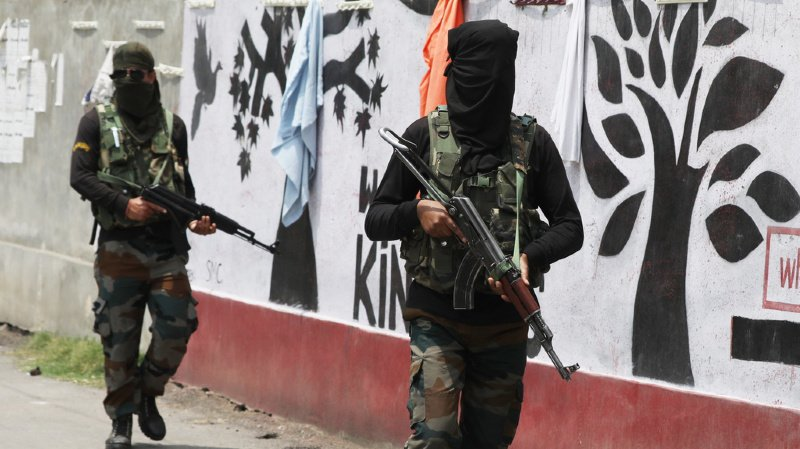 Inde: touristes appelés à quitter le Cachemire en raison de «menaces terroristes»