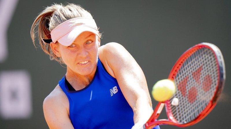 Fiona Ferro a remporté la finale du Ladies Open de Lausanne dimanche.
