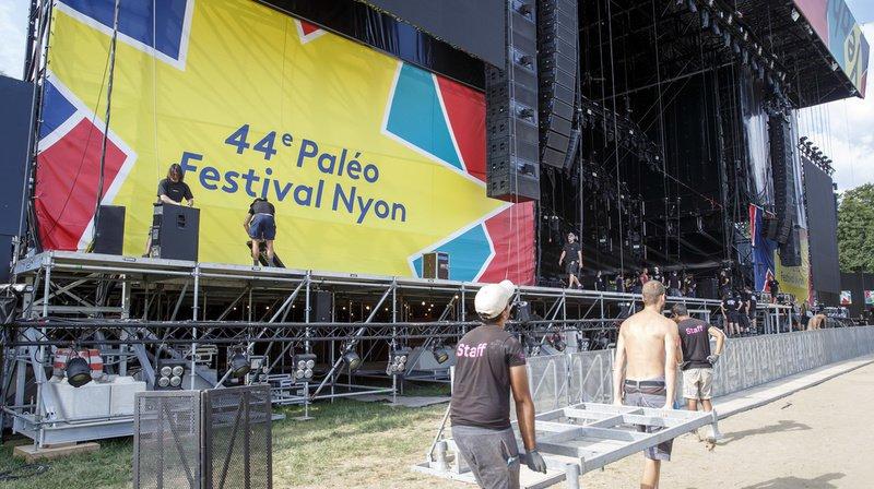 Paléo: près de 5000 bénévoles s'engagent toute la semaine pour le festival