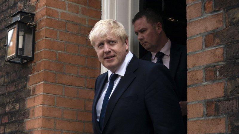 Royaume-Uni: Boris Johnson succède à Theresa May au poste de Premier ministre