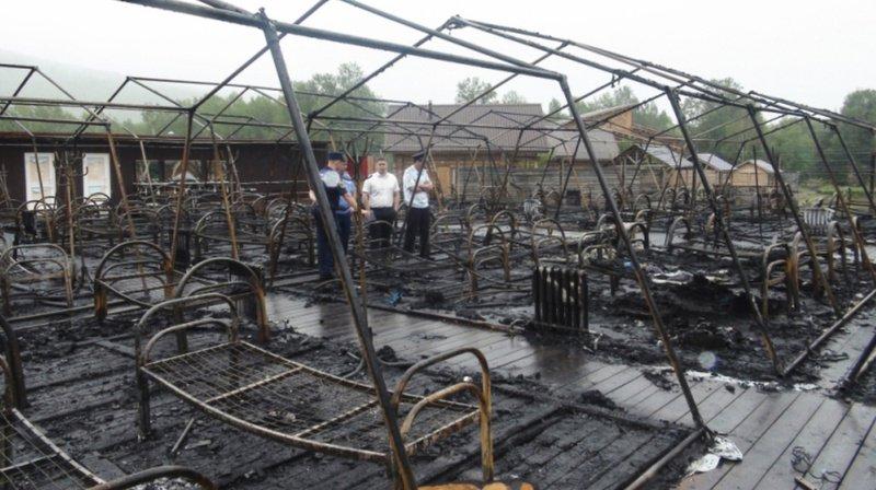 Russie: quatre enfants tués dans un incendie dans une colonie de vacances