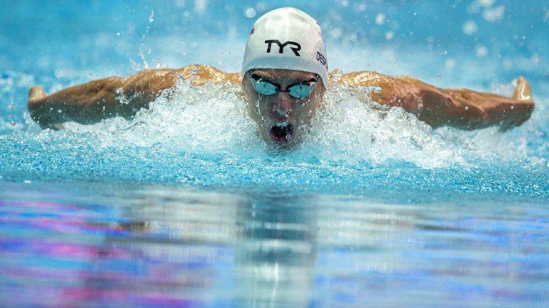 Natation - Mondiaux de Gwangju: Desplanches se qualifie pour la finale du 200 m 4 nages
