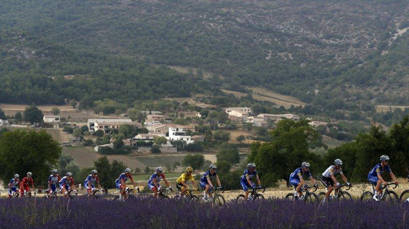 Cyclisme – Tour de France: Matteo Trentin gagne la 17e étape à Gap