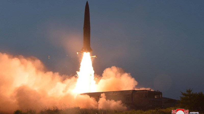Péninsule coréenne: la Corée du Nord a tiré deux missiles balistiques, selon Séoul