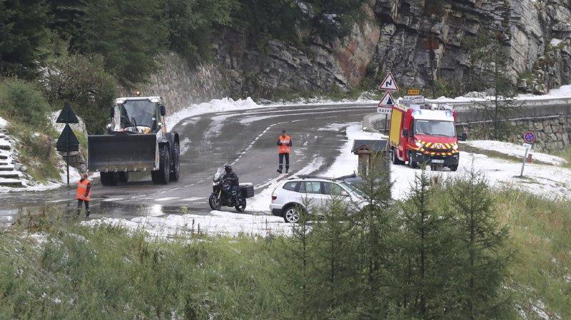 La 20e étape ramenée à 59 kilomètres en raison de l'état des routes.