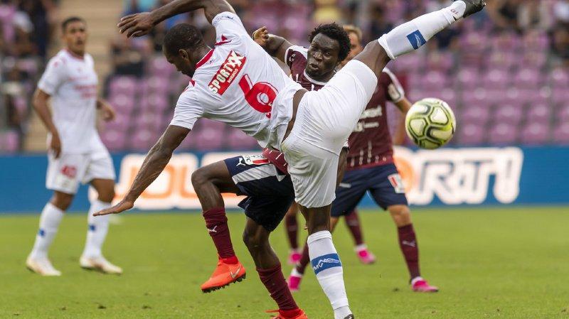 Football: Servette et Sion font match nul, Bâle battu par St-Gall