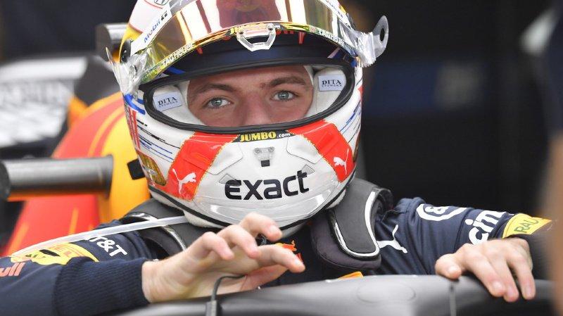 Formule 1: Max Verstappen signe la première pole-position de sa carrière au Grand Prix de Hongrie