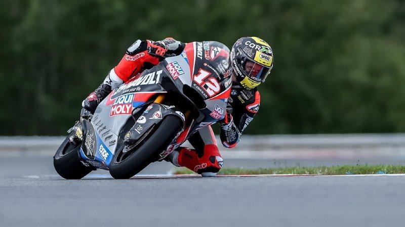 Motocyclisme - GP de République tchèque: Lüthi au tapis, Marquez s'envole