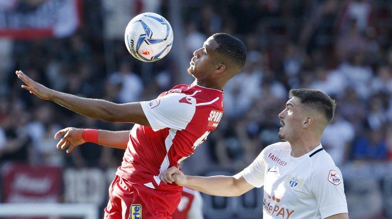 Football – Super League: le FC Sion s'impose face à Zurich, Bâle gagne à Thoune