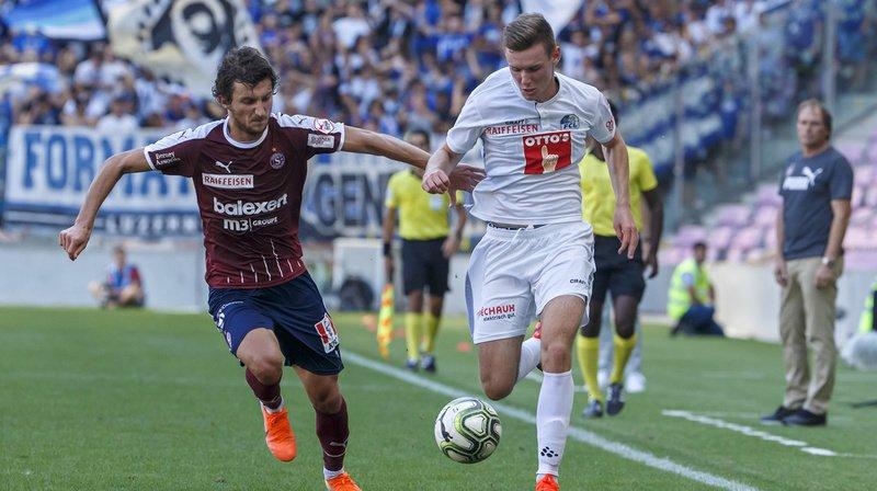 Avec cinq points, les Servettiens montent sur le podium de la Super League. Ils sont uniquement devancés par Young Boys et Bâle.