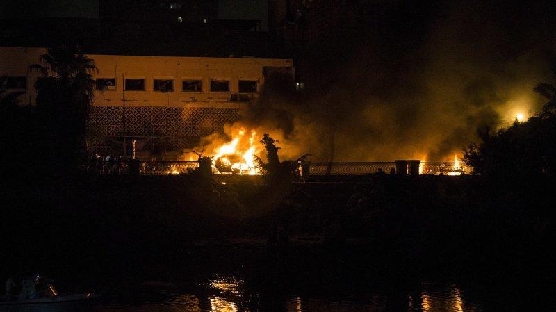 Egypte: une explosion fait au moins 20 morts et 47 blessés au Caire