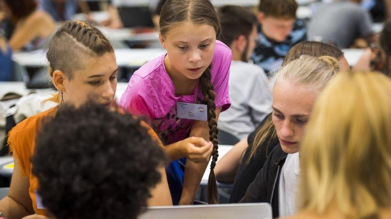 Environnement: Greta Thunberg et Jacques Dubochet ouvrent les rencontres Smile for Future