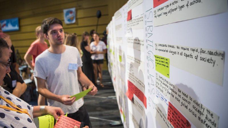 Le Sommet Smile For Future a adopté une Déclaration de Lausanne sur le Climat