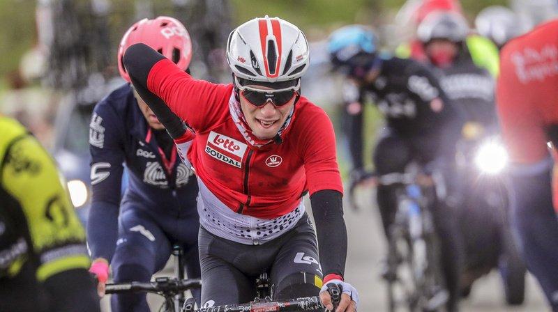 Cyclisme: Bjorg Lambrecht, espoir belge de 22 ans, est décédé après une chute sur le Tour de Pologne