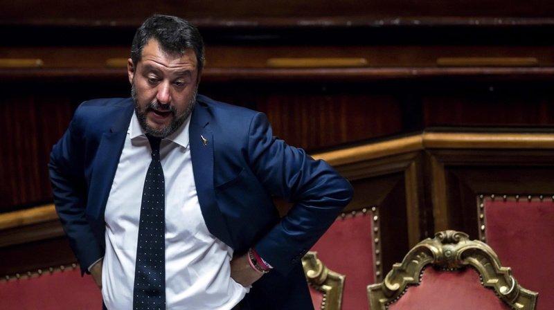 Le ministre de l'intérieur Matteo Salvini veut faire chuter l'exécutif au plus tard le 20 août pour provoquer des élections anticipées dès fin octobre.