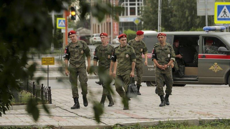 """L'accident survenu jeudi dernier en Russie pourrait être lié aux tests du missile """"Bourevestnik""""."""