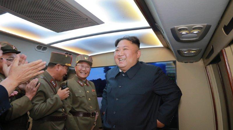 Péninsule coréenne: la Corée du Nord tire à nouveau deux «projectiles non identifiés»