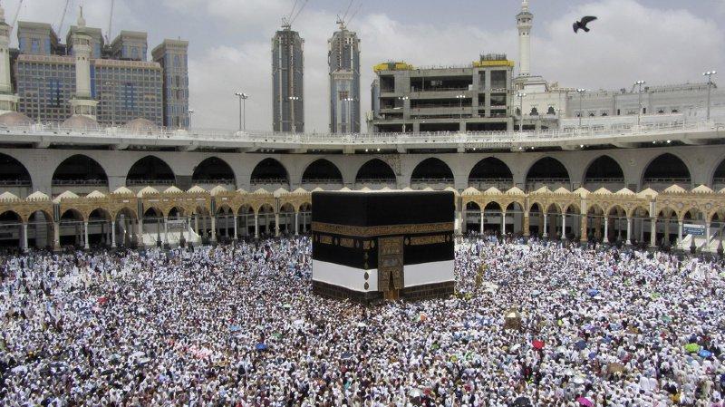 Arabie saoudite: des millions de musulmans entament le pèlerinage à La Mecque