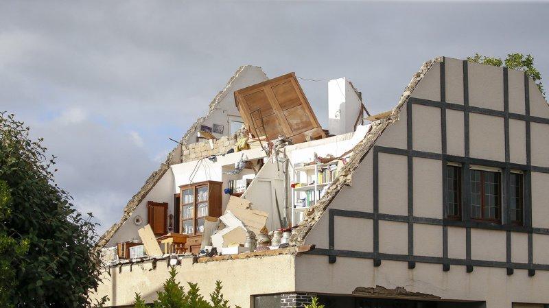 Luxembourg: une tornade blesse 14 personnes et fait des dégâts