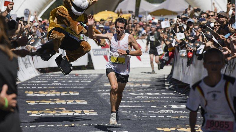 Course à pied – Sierre-Zinal: Kilian Jornet signe un nouveau record de victoires et de temps