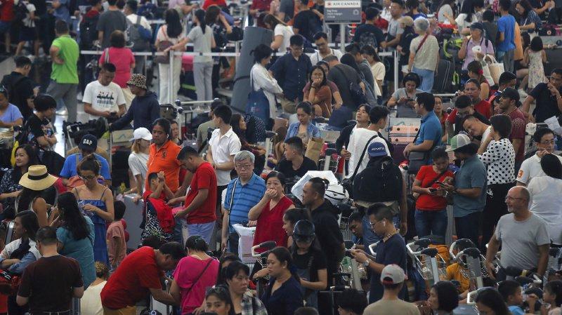 Hong Kong: des forces chinoises se sont rassemblées aux portes du territoire
