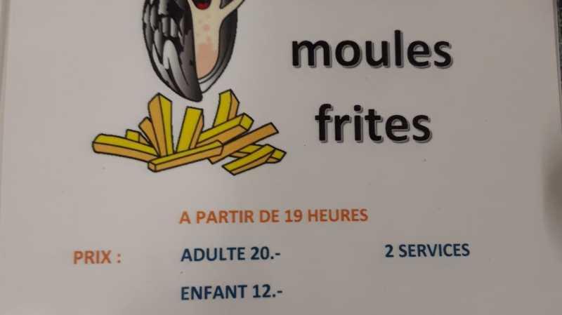 Soirée moules frites