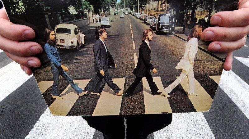Beatles: la photo des «Fab Four» sur le passage piéton d'Abbey Road a 50 ans aujourd'hui