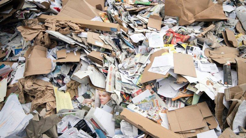 Flou sur les déchets suisses exportés