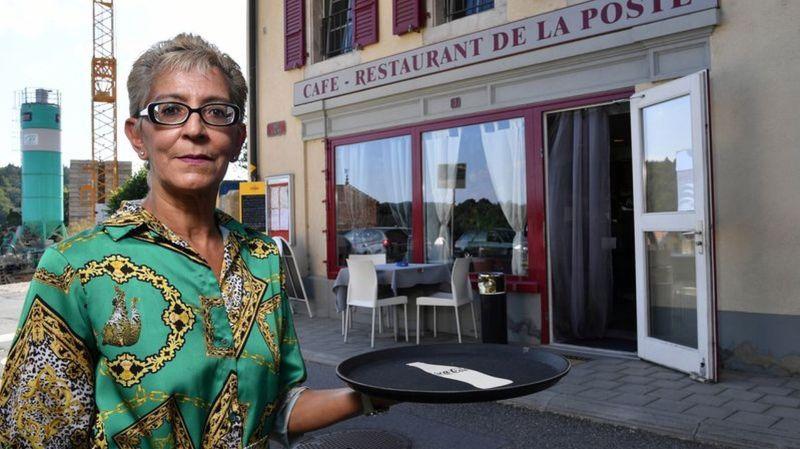 Gimel: le chantier de la Grand-Rue met à terre les commerçants