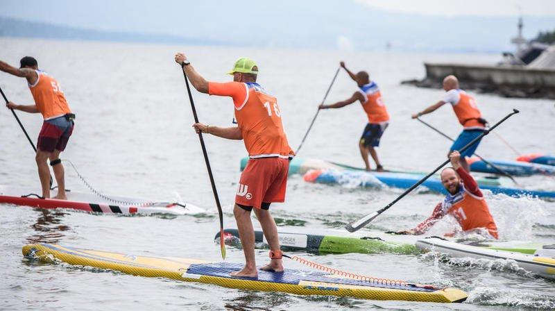 Stand up paddle: un sport à ne pas prendre à la légère