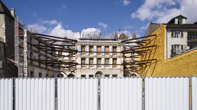 Hôtel Beau-Rivage: le bras de fer prend fin